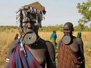 Etiopia ciekawostki podróże Afryka