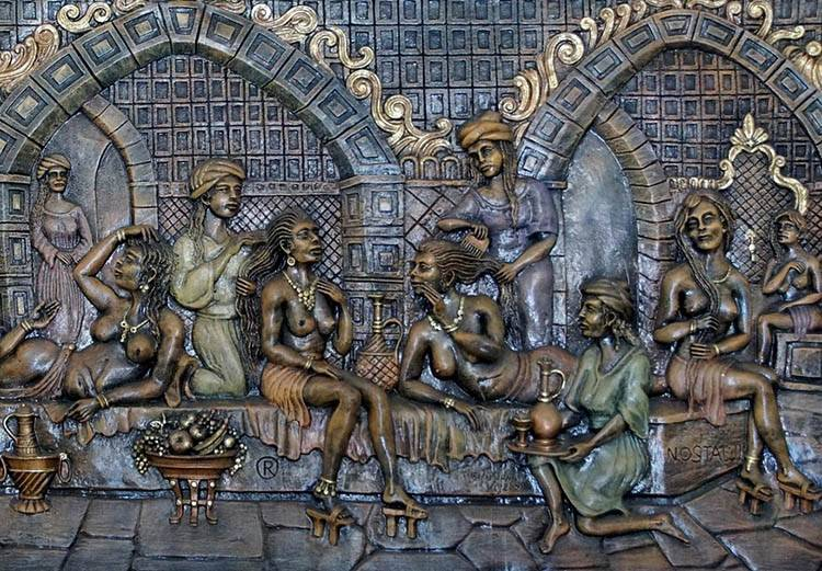 Tureckie łaźnie czyli hammam