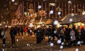 Najlepsze jarmarki bożonarodzeniowe w Polsce