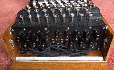 Słynna Enigma trafi do Muzeum Historii Polski