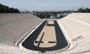 Panathinaiko Stadio w Atenach – przed wiekami i dziś