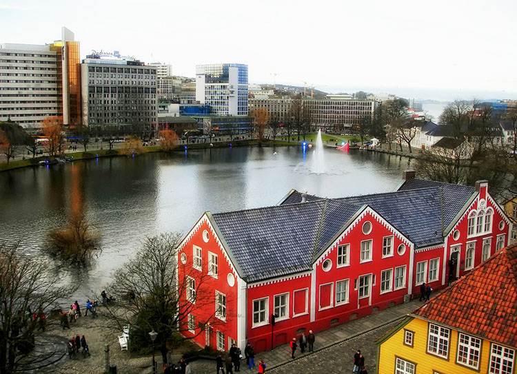 Stravanger ciekawostki Norwegia