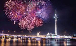 Most, który połączył Makau i Hongkong