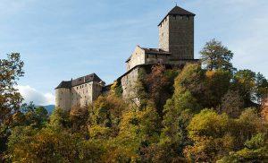 Południowy Tyrol – 800 zamków do odwiedzenia
