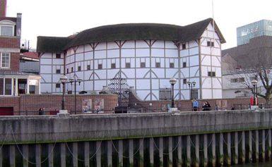 The Globe – niezwykły teatr w Londynie