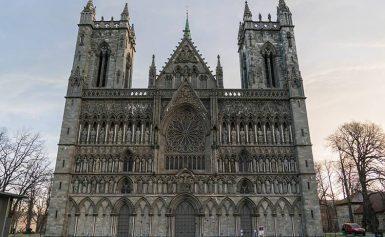 Trondheim – dawna stolica Wikingów