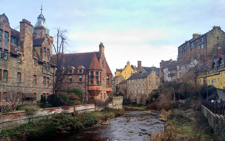Edynburg Szkocja ciekawostki o Szkocji