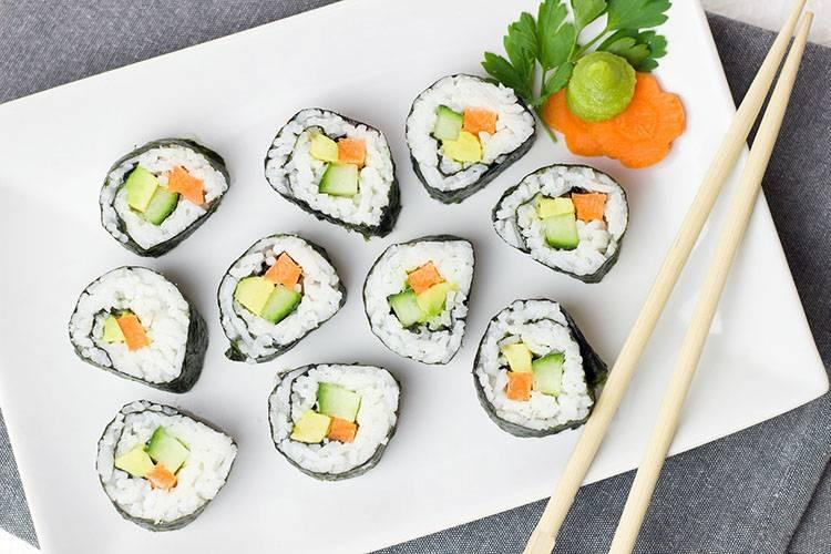 Zaskakujące fakty o sushi