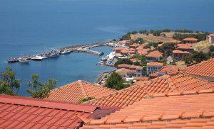Grecja. Wyspa Lesbos