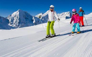 Bezpieczny urlop na stoku pod koniec sezonu narciarskiego
