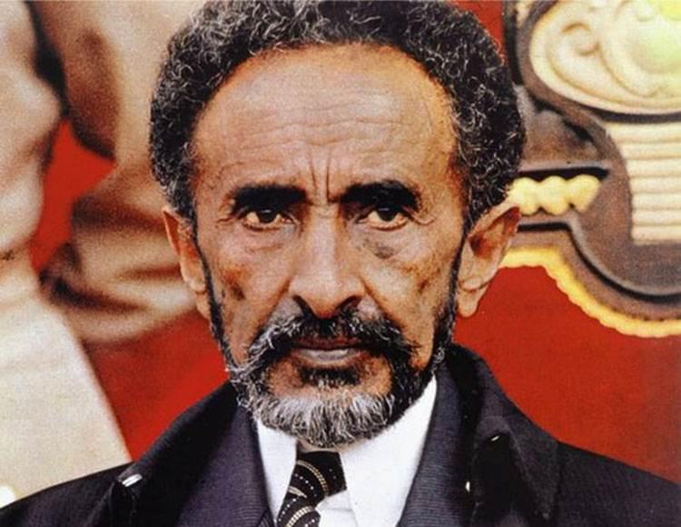 Cesarz Etiopii i rastafarianie