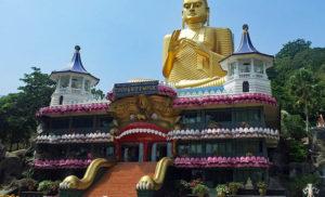 Złota Świątynia Dambulla