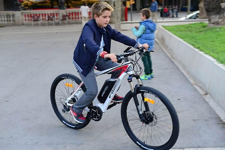 Czas na rowery elektryczne