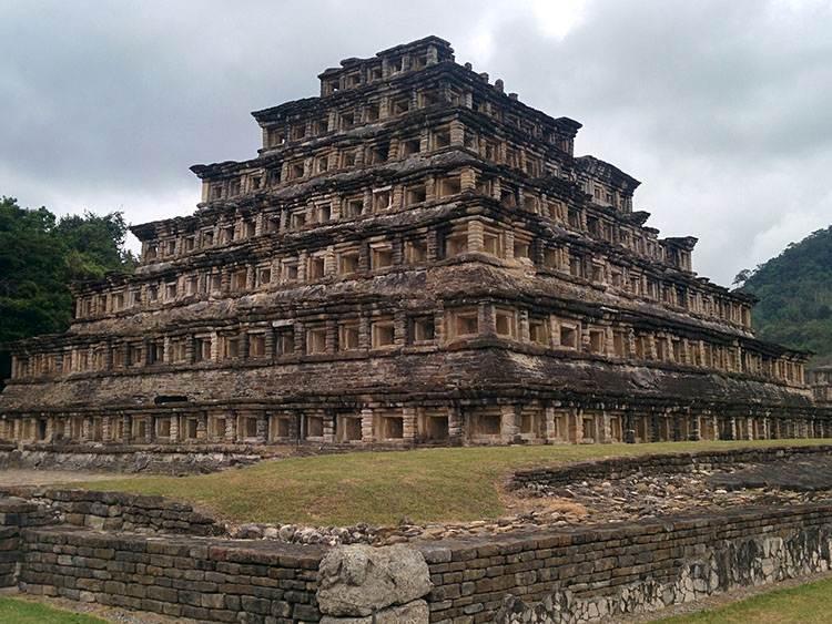El Tajin Meksyk piramidy ciekawostki o piramidach piramida