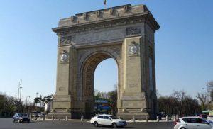 Bukareszt. Łuk Triumfalny (Arcul de Triumf)