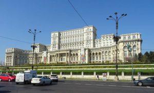 Bukareszt. Gigantyczny parlament Rumunii
