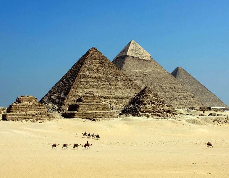 10 ciekawostek o piramidach