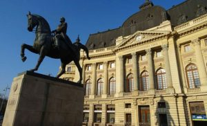 Bukareszt. Plac Rewolucji