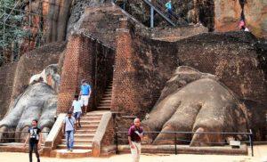 Atrakcje Sri Lanki: Sigirija