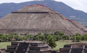 Meksyk. Teotihuacán i trzecia piramida świata