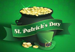 dzień świętego Patryka Irlandia
