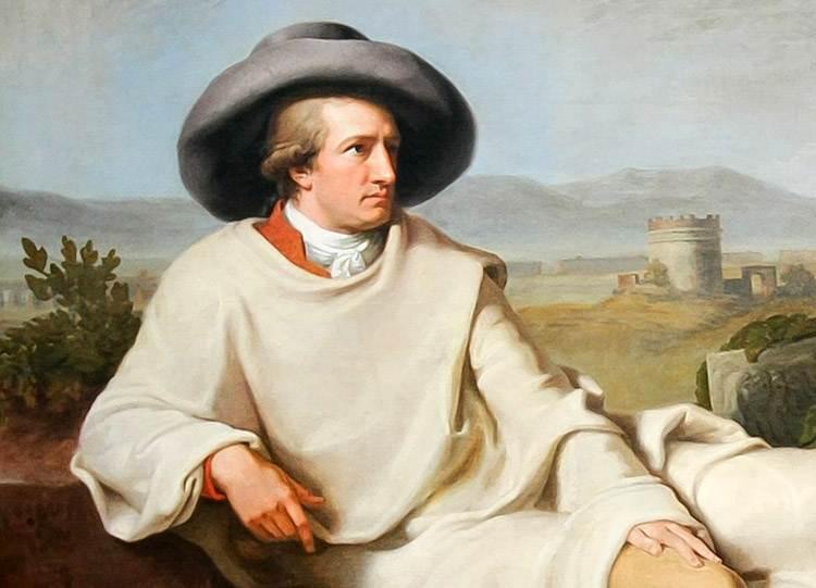 20 cytatów – Johann Wolfgang von Goethe