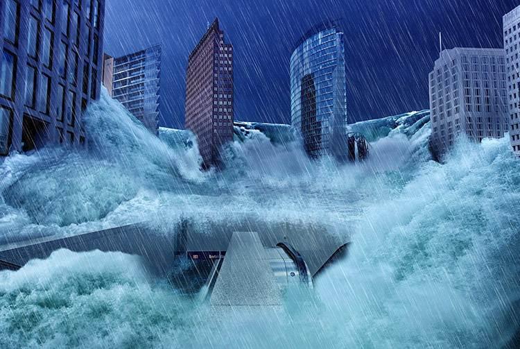 Kiedy Gdańsk i Nowy Jork znikną pod wodą?
