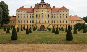 Polskie pałace: Rogalin