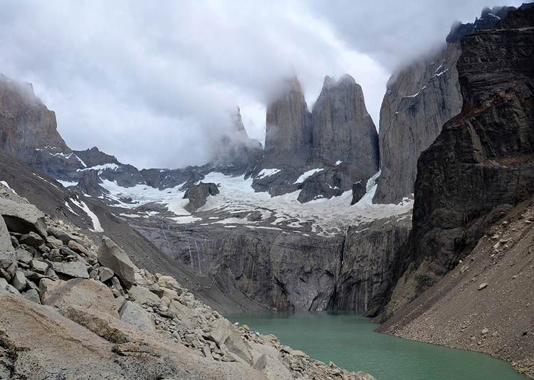 Park Narodowy Torres del Paine, Chile