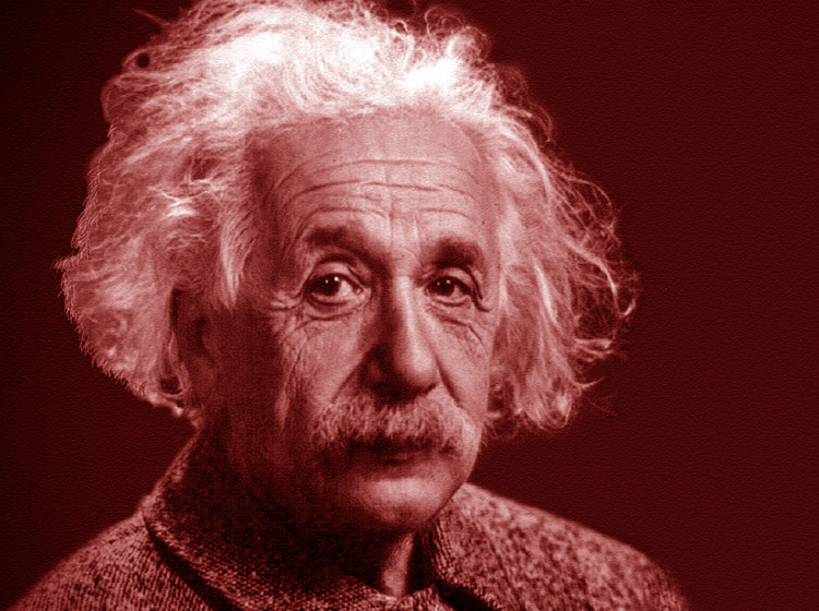 Albert Einstein – 20 najlepszych cytatów