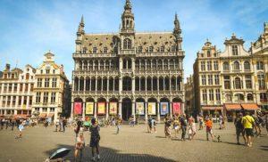 10 ciekawostek o Brukseli