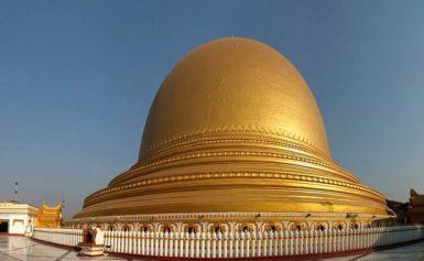 Pagoda Kaunghmuda w Birmie