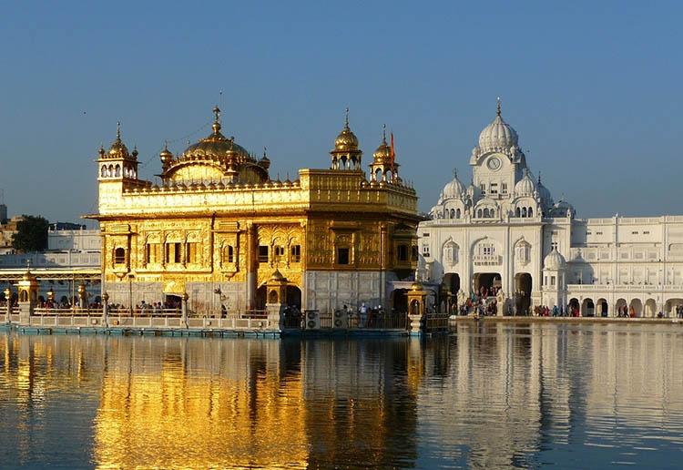 Złota Świątynia Indie ciekawostki o Indiach