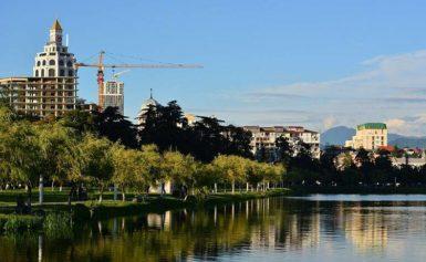 Batumi, najsłynniejszy kurort Gruzji