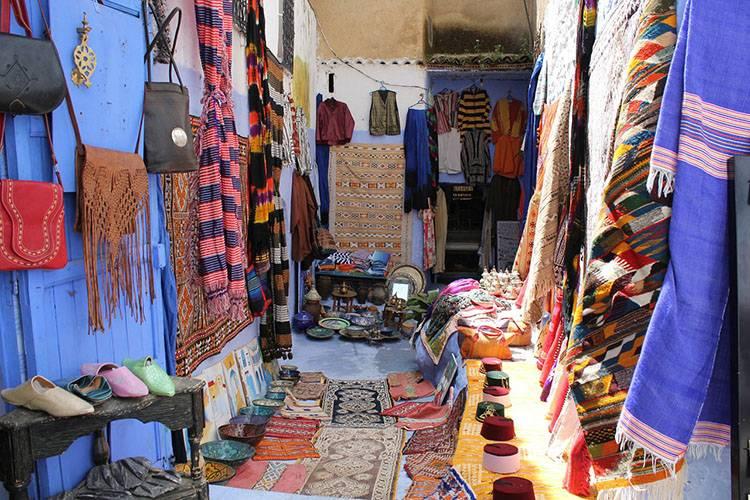bazar Maroko ciekawostki