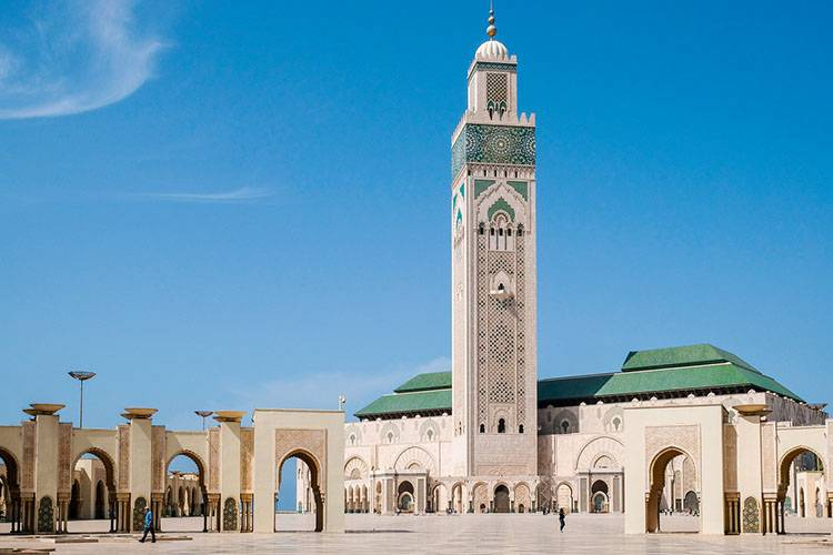 Casablanca Maroko ciekawostki