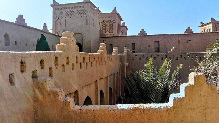 Kasbah Amridil Maroko ciekawostki