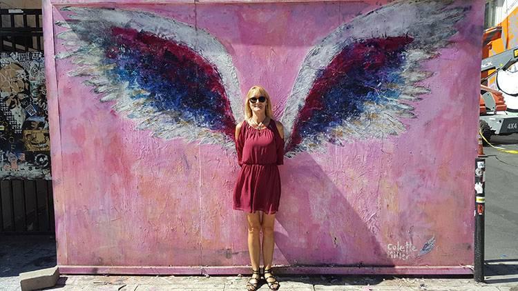Los Angeles przewodnik Agnieszka Liddle Ashley