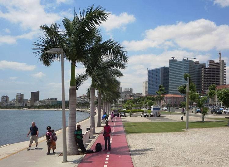 Luanda ciekawostki atrakcje miasto Angola