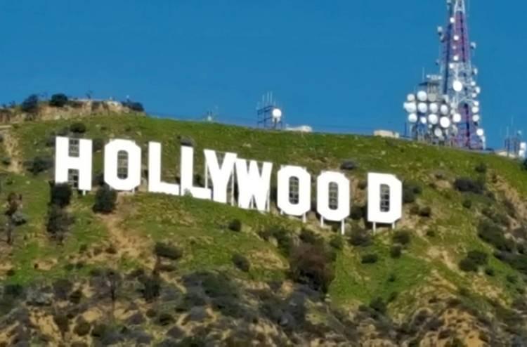 Słynny napis Hollywood i jego historia