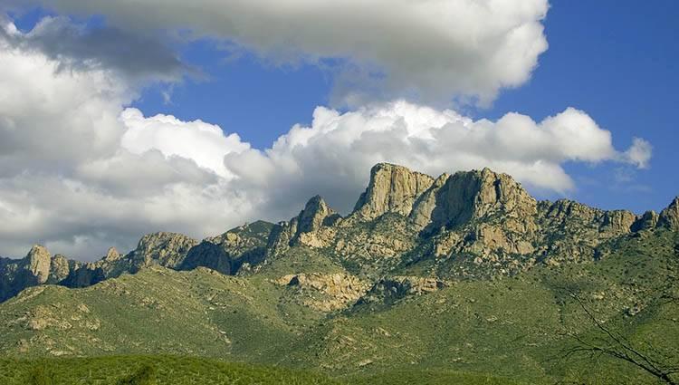 góry Catalia Arizona USA ciekawostki atrakcje