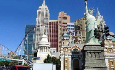 Las Vegas Strip i jego historia