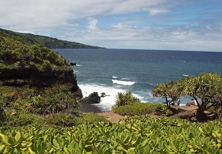 Maui wyspy Hawaje ciekawostki plaża wakacje