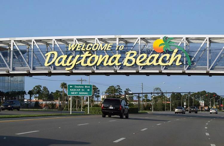 Daytona Beach Floryda ciekawostki USA