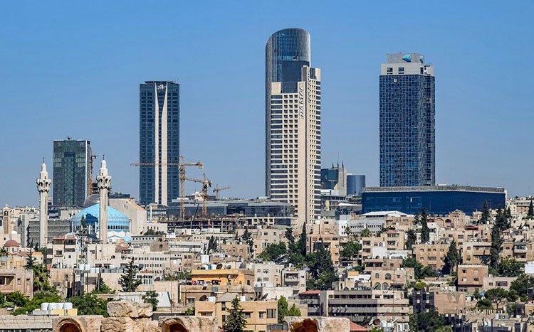 Amman stolica miasto Jordania ciekawostki