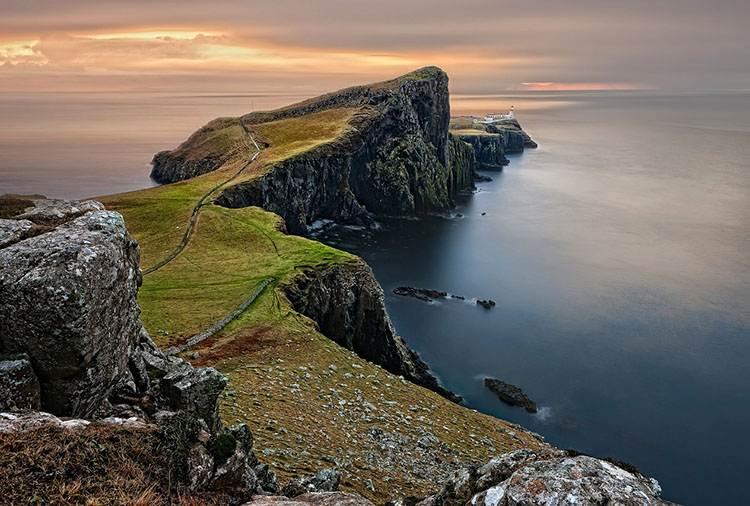 Szkocka Wyspa Skye