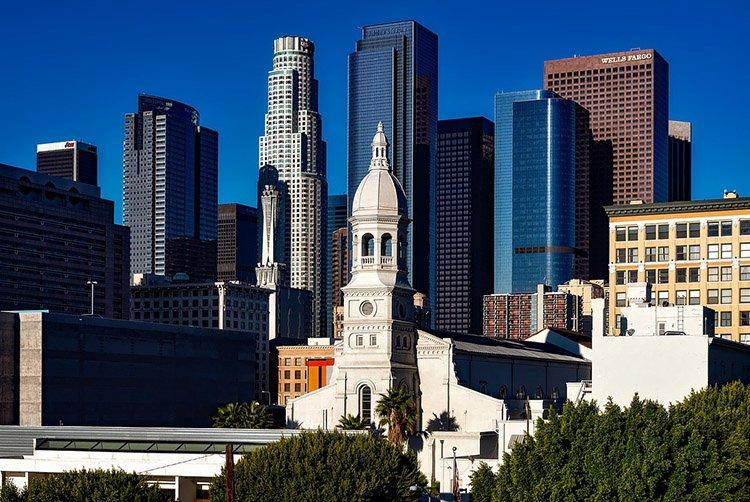 miasto Los Angeles Kalifornia ciekawostki USA