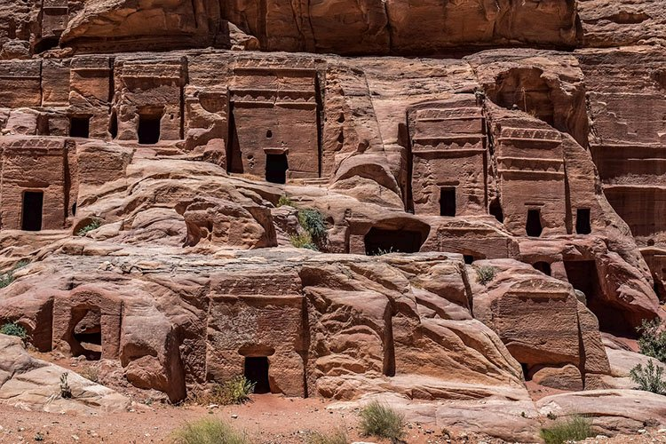 Petra Jordania ciekawostki atrakcje