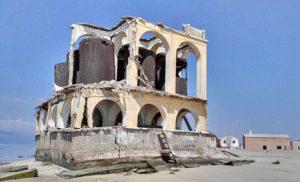 Atrakcje Angoli: Tigres, miasto – widmo