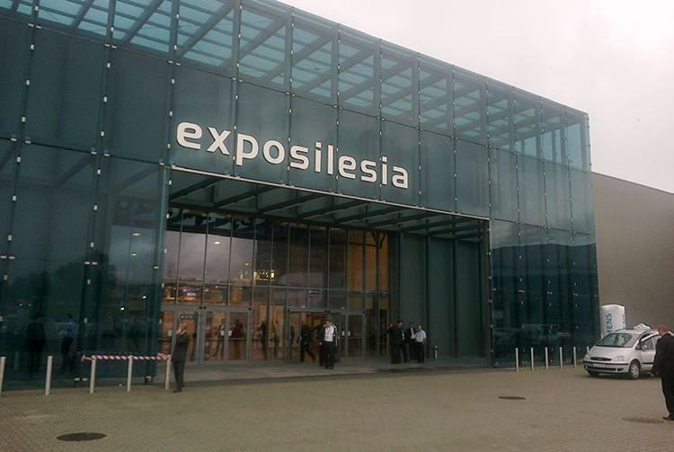 Silesia EXPO Sosnowiec ciekawostki atrakcje